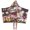 Arizona Cardinals - Kids' Hooded Bath Towels-MyStorify