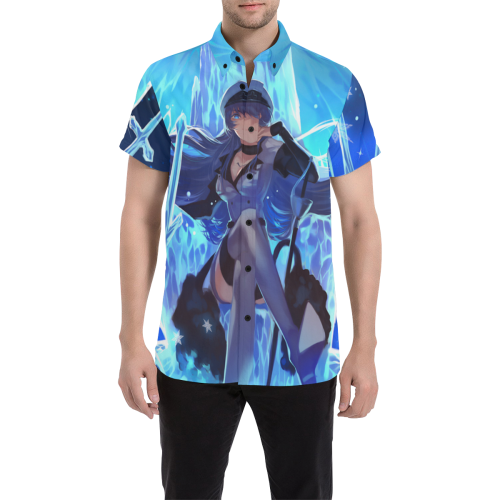 Akame Ga Kill #1 - Men's Short Sleeve Shirt