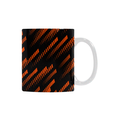 Anaheim Ducks - White Mug