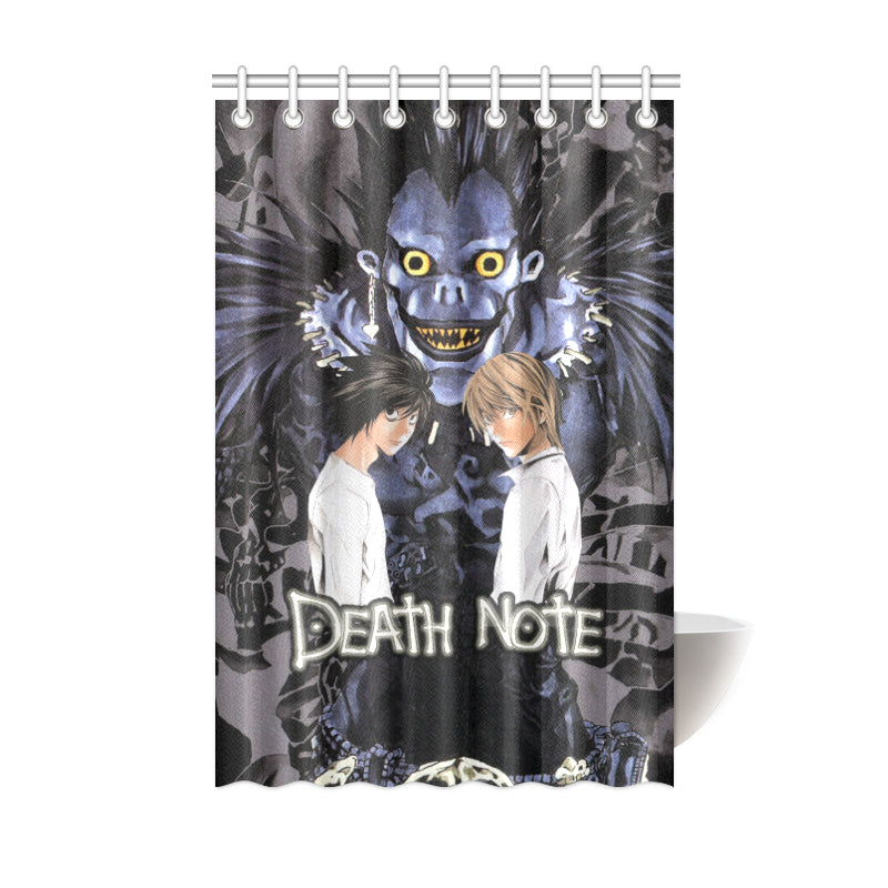 Death Note - Shower Curtain-MyStorify