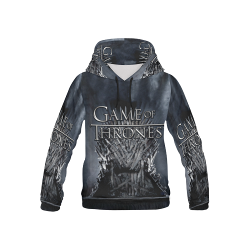 Game of Thrones - Iron Throne - Kids Hoodie, T shirt-MyStorify