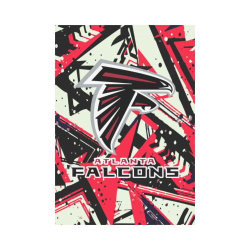Atlanta Falcons - Garden Flag
