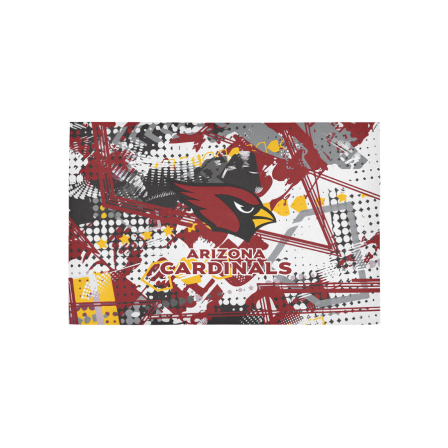 Arizona Cardinals - Doormat, Area Rug-MyStorify