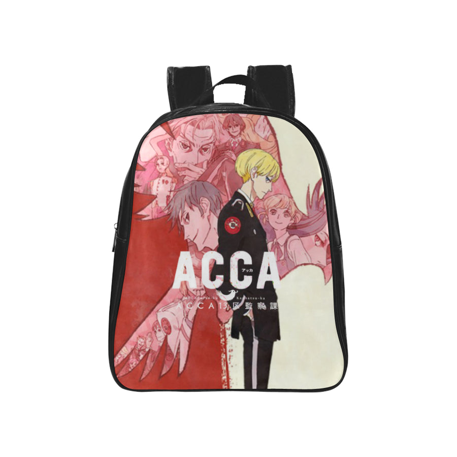 ACCA: 13-Territory Inspection Dept. - Backpack-MyStorify