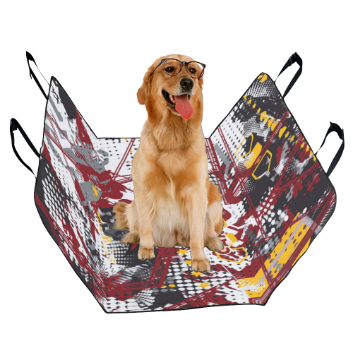 Arizona Cardinals - Pet Car Seat