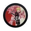 ACCA: 13-Territory Inspection Dept. - Wall Clock-MyStorify