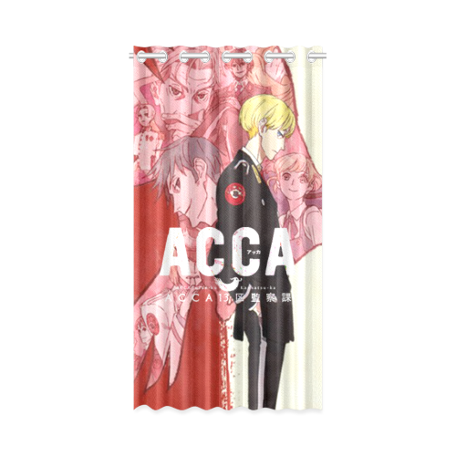 ACCA: 13-Territory Inspection Dept. - Window Curtain