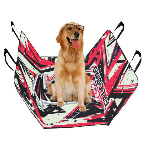 Atlanta Falcons - Pet Car Seat