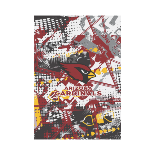 Arizona Cardinals - Garden Flag