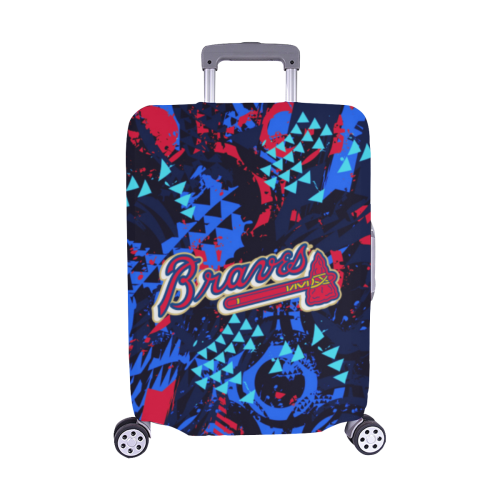 Atlanta Braves - Luggage Cover