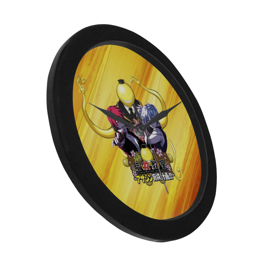 Assassination Classroom - Wall Clock