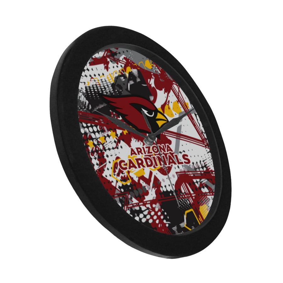 Arizona Cardinals - Wall Clock-MyStorify