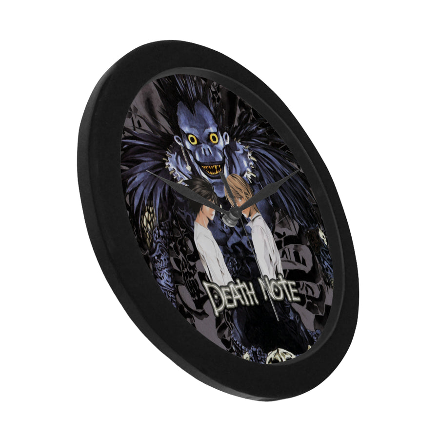 Death Note - Wall Clock-MyStorify