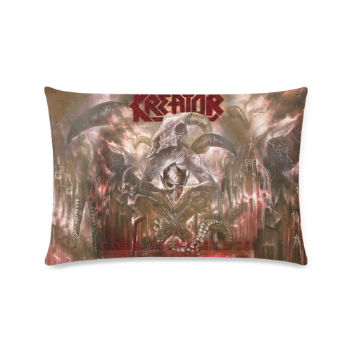 Kreator #1 - Pillow Cover-MyStorify