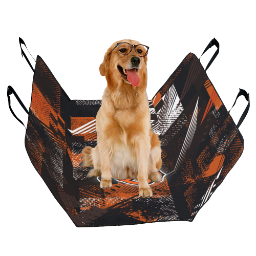 Baltimore Orioles - Pet Car Seat