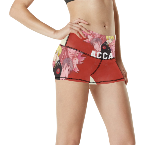 ACCA: 13-Territory Inspection Dept. - Women's Shorts
