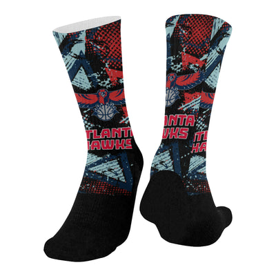 Atlanta Hawks #1 - Socks-MyStorify