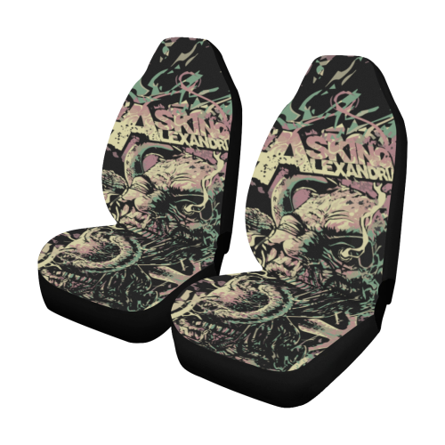 Asking Alexandria #1 - Car Seat Covers (2pc Set)