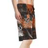 MLB - Baltimore Orioles Men's All Over Print Board Shorts (Model L16)-MyStorify