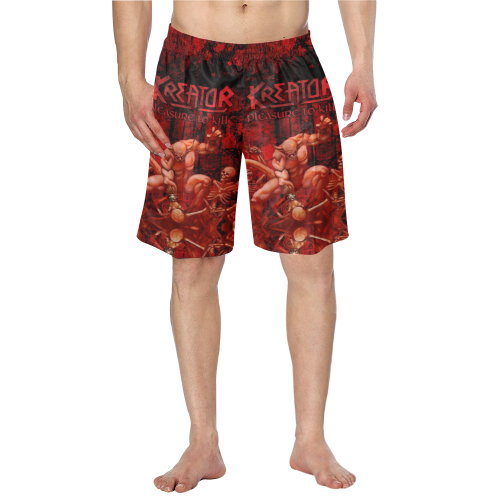 Kreator #2 - Men's Swim Trunk-MyStorify