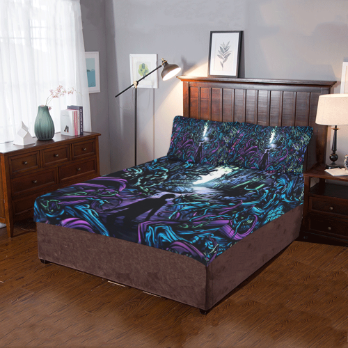 A Day To Remember - Bedding Set (Duvet Cover & Pillowcases)-MyStorify