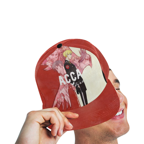 ACCA: 13-Territory Inspection Dept. - Snapback Hat-MyStorify