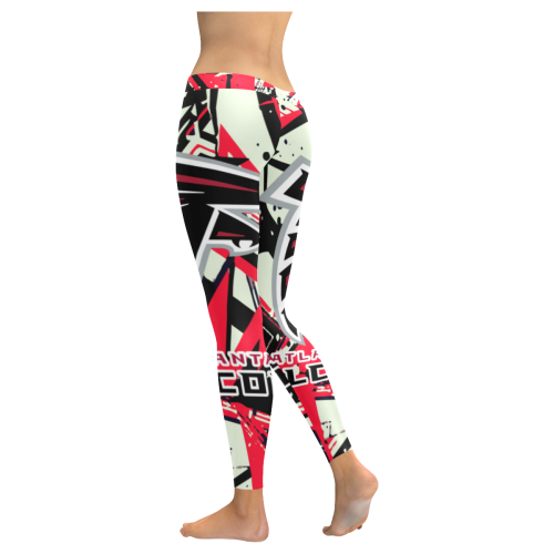 Atlanta Falcons - Low Rise Leggings