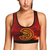 Atlanta Hawks #2 - Women's Sports Bra