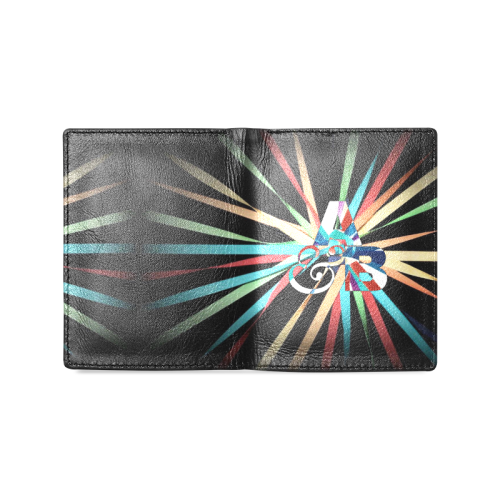 Above & Beyond - Men's Leather Wallet