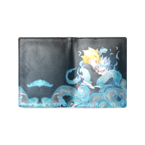 Boruto #2 - Men's Leather Wallet