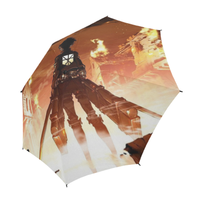 Attack On Titan #1 - Umbrella-MyStorify