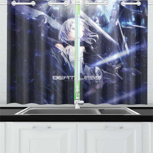Beatless - Kitchen Curtain