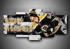 Boston Bruins - Adam McQuaid - 5-Piece Canvas Wall Art - MyStorify