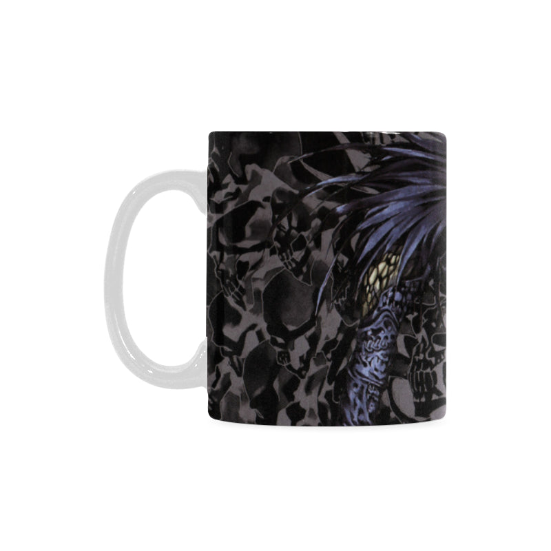 Death Note - White Mug-MyStorify