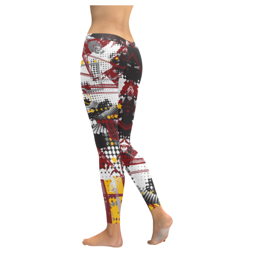Arizona Cardinals - Low Rise Leggings