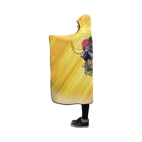 Assassination Classroom - Hooded Blankets