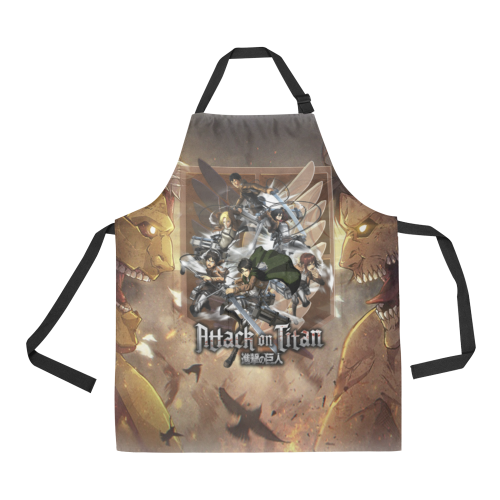 Attack On Titan #2 - Apron