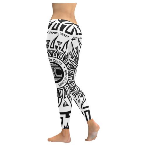 Alice in Chains #1 - Low Rise Leggings