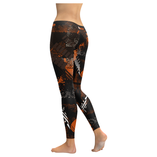 Baltimore Orioles - Low Rise Leggings