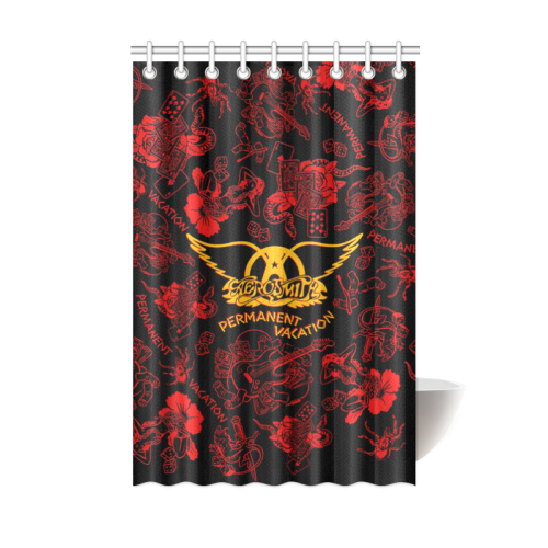 Aerosmith - Shower Curtain-MyStorify
