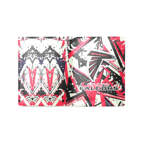 Atlanta Falcons - Men's Leather Wallet