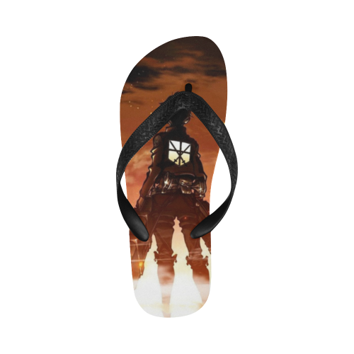 Attack On Titan #1 - Flip Flops