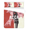 ACCA: 13-Territory Inspection Dept. - Bedding Set (Duvet Cover & Pillowcases)-MyStorify
