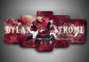Arizona Coyotes - Dylan Strome - 5-Piece Canvas Wall Art - MyStorify