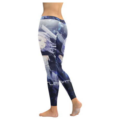 Beatless - Low Rise Leggings