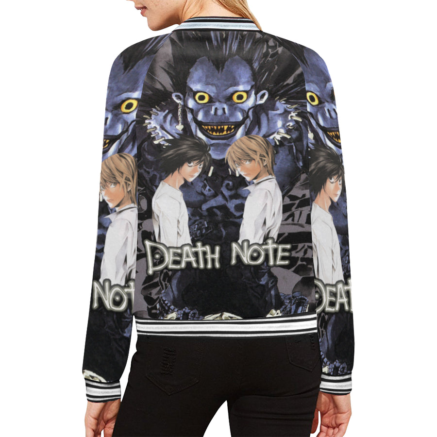 Death Note - 3D Hoodie, T shirt, Sweatshirt, Tank Top-MyStorify