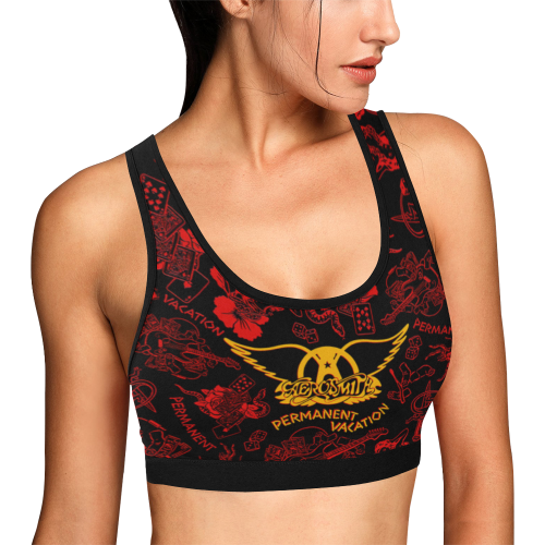 Aerosmith - Women's Sports Bra
