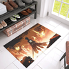 Attack On Titan #1 - Doormat, Area Rug-MyStorify