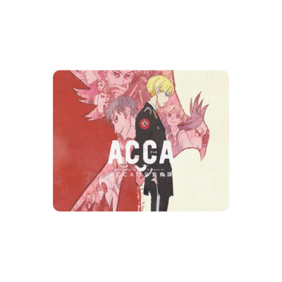 ACCA: 13-Territory Inspection Dept. - Mousepad-MyStorify