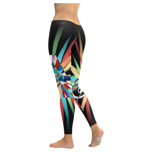 Above & Beyond - Low Rise Leggings